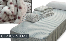 Plaid/Manta ABAL tacte vellut