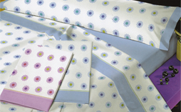 3 piece winter linens set flannel INDO