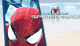 Toalla de playa SPIDERMAN S92462
