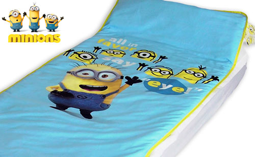 Sac nòrdico sense farciment MINIONS EYE