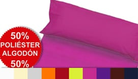 PREMIUM polyester/cotton pillowcases