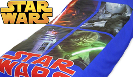 Funda nórdica set 3 piezas STAR WARS