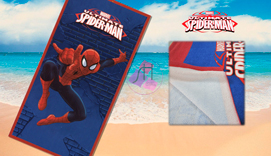 Toalla de playa Microfibra ULTIMATE SPIDERMAN