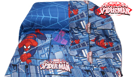 Copriletto - Colcha SPIDERMAN 4777