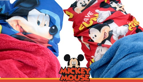 Buf amb coralina Infantil - Mickey Mouse