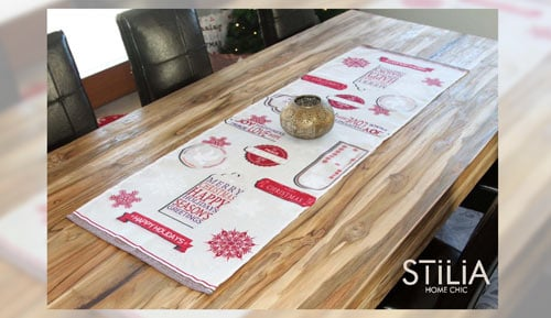 Camino de Mesa - Label 506 - STILIA home chic