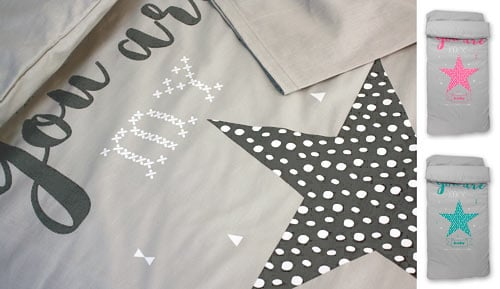 Sac nòrdic de bressol - 'All my star' - Pirulos