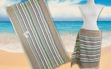 Pareo-Toalla Sun&Surf BEIGE
