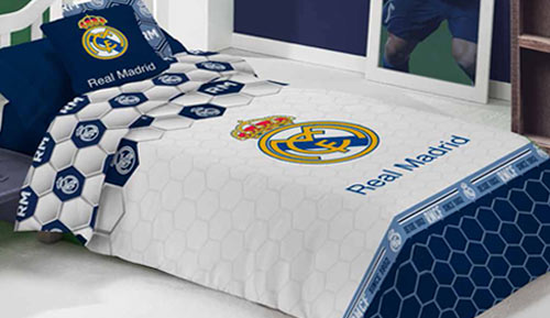 Real Madrid home textiles from 4,95€ :: Sanchez Hipertextil