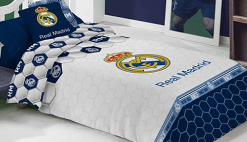 Joc funda nòrdica Real Madrid 258 by Manterol