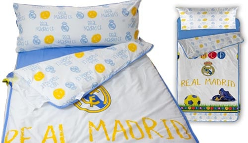 Sac complet infantil REAL MADRID 358
