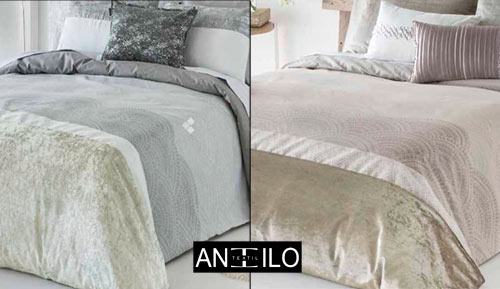 Duvet cover 2 pieces KILIAN by Antilo