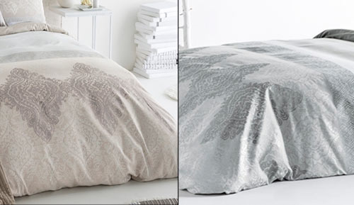 Duvet cover 2 pieces LASSER by Antilo