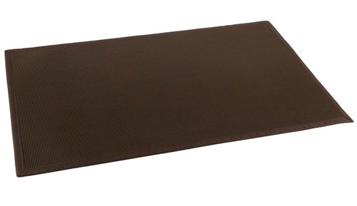 Alfombra Living AE310  60x90 cm - CHOCOLATE
