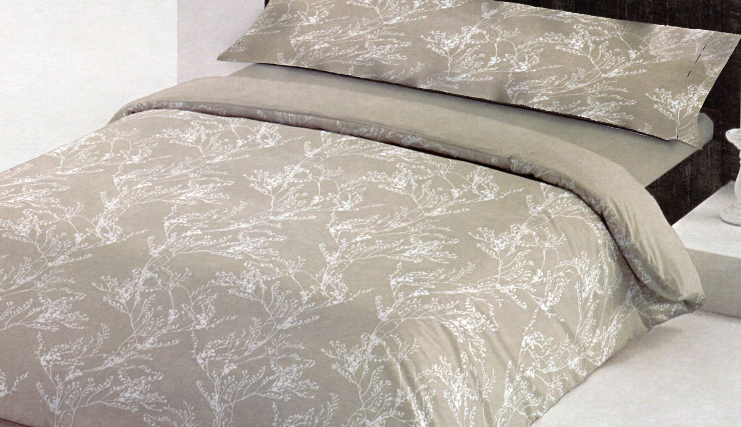 Duvet cover set 3 pieces - GAUDI - Valea Home