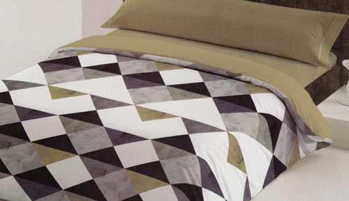 Duvet cover set 3 pieces - MARTINA - Valea Home