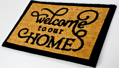 FELPUDO FIBRA COCO - 9979 - Welcome to our Home