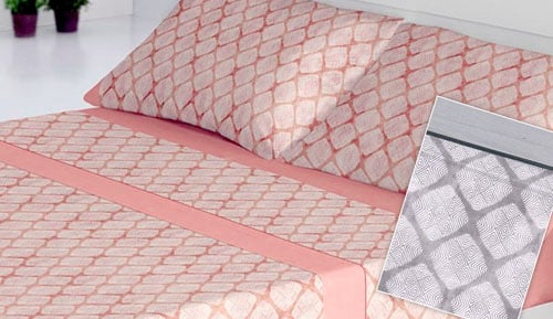 BED linen set - Trendy - + Home