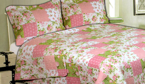 Bouti bedspreads + Cushion cover - Vienna