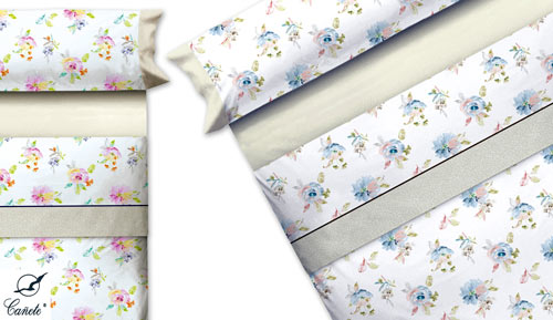 Bedding set - Tavira - Cañete
