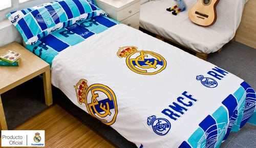 Funda nòrdica 2 Peces REAL MADRID - Escut - 196