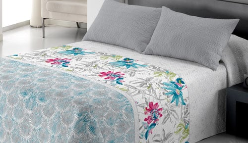 BOUTI BEDSPREAD + cushion - Heliana