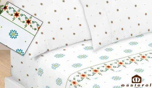 3-piece bedding set - Fresh 273 - Manterol