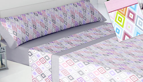 3-piece bedding set - Monza
