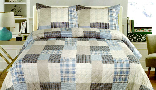 Bouti bedspread + Cushion cover - AF 806