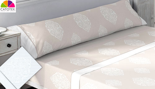 SET of sheets - Dart Luxe - Ellen - Catotex