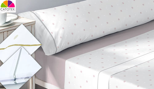 SET of sheets - Dart Luxe - Odet - Catotex