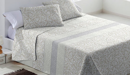 Bouti reversible bedspread + cushion covers - Bohemia - Paduana