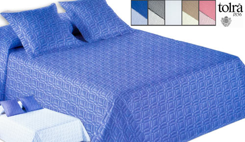QUILT BOUTI + cover/reversible cushion - T4509 - TOLRA s