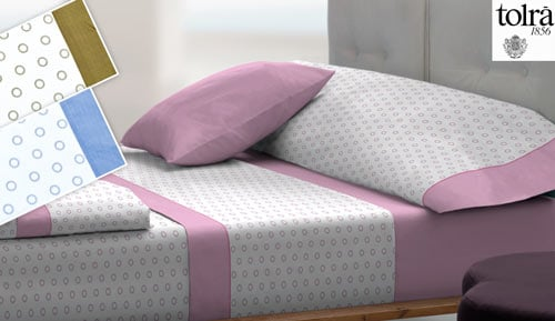 Petal Tolra - touch 3-piece bedding set - 010