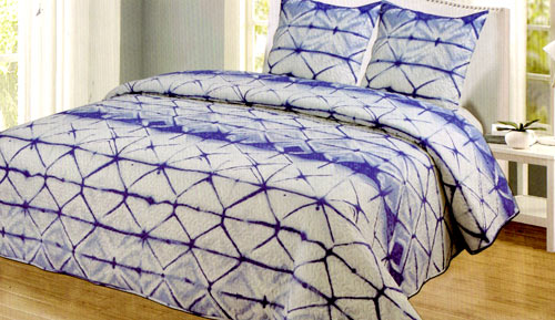 BOUTI BEDSPREAD + CUSHION - 012 SH