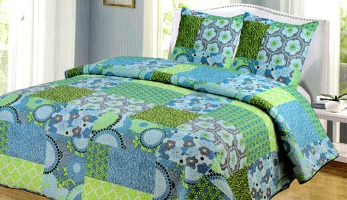BOUTI BEDSPREAD + CUSHION - SH 001