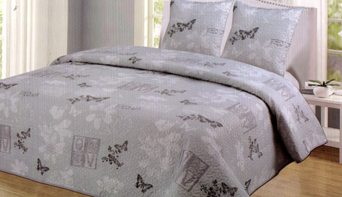 BOUTI BEDSPREAD + CUSHION - 003 SH
