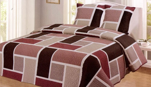 BOUTI BEDSPREAD + CUSHION - 041 SH
