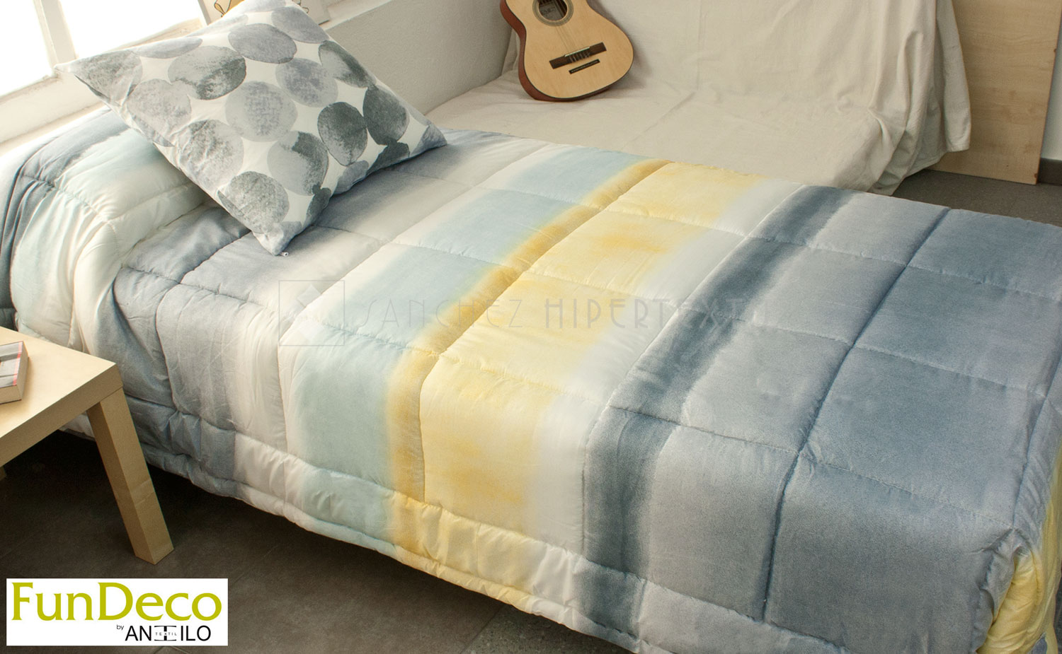 Reversible duvet  ENORA by Fundeco