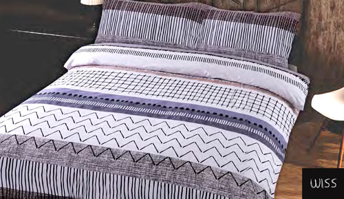 Set duvet cover - Benue - WISS
