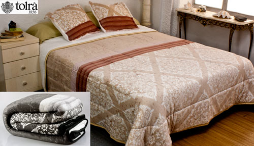 Couette Couverture SHERPA SOIE T5000