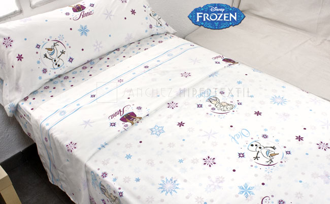 Bedding set 3 pieces FROZEN STRONG HEART