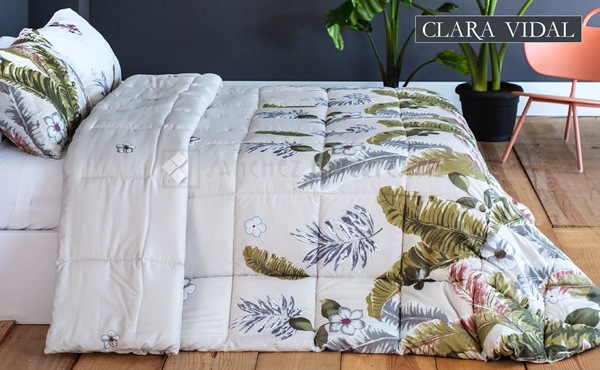 ENERY quilt by Clara Vidal bed 90, 135 and 150/160 cm.