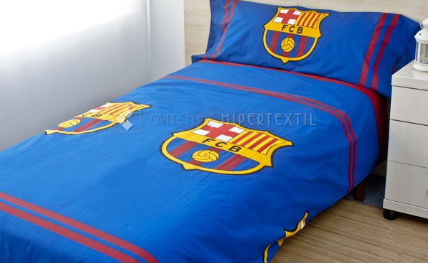 Duvet cover set 2 pieces F.C. BARCELONA 034
