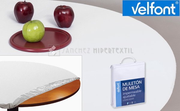 Polaire de table ajustable par Velfont