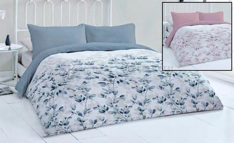 DUVET COVER 3 PIECE  BIANCA SLEEP GOA