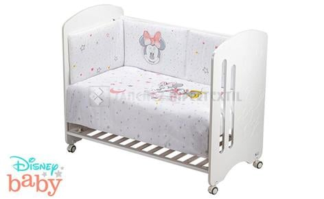 ENSEMBLE LIT ET CHICHONERA DISNEY BABY MINNIE MUN002