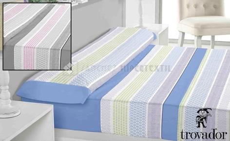 BEDDING SET TROVADOR MODEL DRAGO