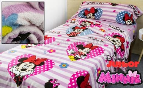 BEDDING SETCORALINA MINNIE  - 182 HEARTS