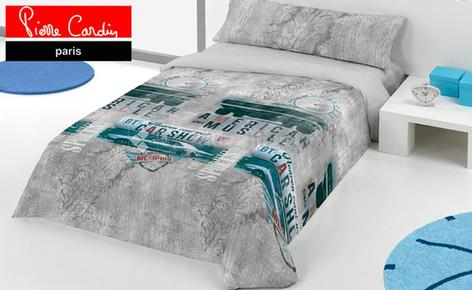 DUVET COVER PIERRE CARDI MODEL CARS